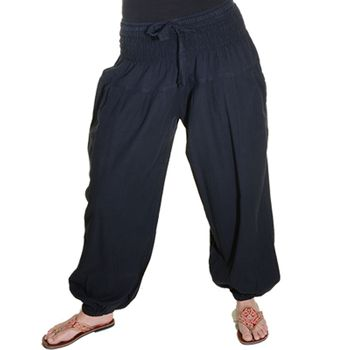 Harem Pants Summer Pants Hippie Goa Wellness Yoga Pants – Bild 5