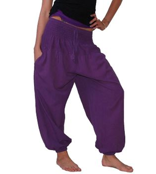 Harem Pants Summer Pants Hippie Goa Wellness Yoga Pants – Bild 19