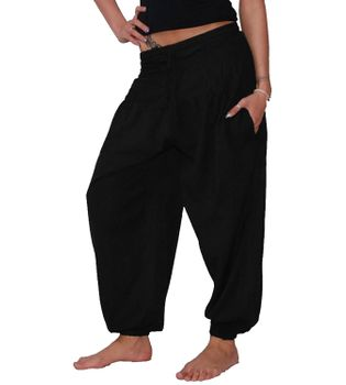 Harem Pants Summer Pants Hippie Goa Wellness Yoga Pants – Bild 23