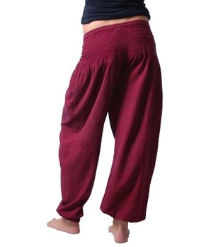 Harem Pants Summer Pants Hippie Goa Wellness Yoga Pants – Bild 18