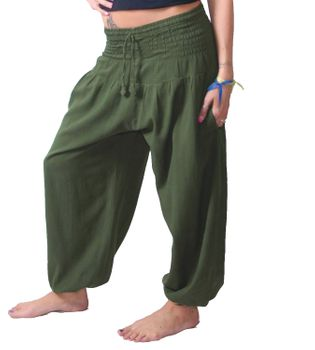 Harem Pants Summer Pants Hippie Goa Wellness Yoga Pants – Bild 22