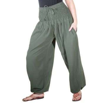 Harem Pants Summer Pants Hippie Goa Wellness Yoga Pants – Bild 10