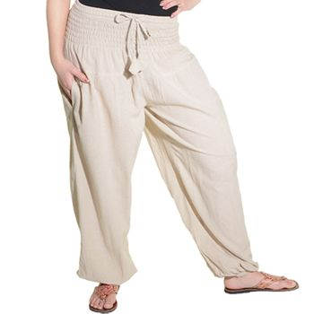 Harem Pants Summer Pants Hippie Goa Wellness Yoga Pants – Bild 13