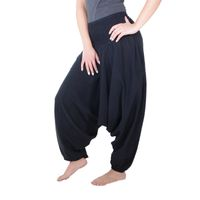 Oriental Harem Pants Afghani Pants in classic colors 001