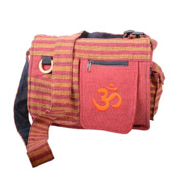OM Hippie handbag Goa bag with shoulder strap – Bild 10