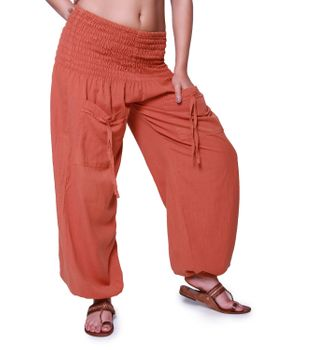 Yoga Wellness Pants with Elastic Waistband – Bild 10
