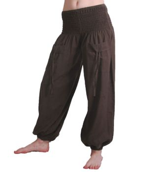Yoga Wellness Pants with Elastic Waistband – Bild 1