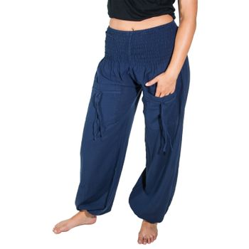 Yoga Wellness Pants with Elastic Waistband – Bild 24