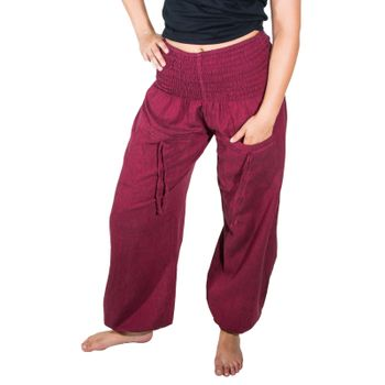 Yoga Wellness Pants with Elastic Waistband – Bild 19