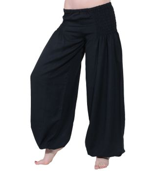 Wellness pants Summer Hippie Goa Yoga  – Bild 1