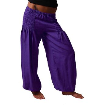 Wellness pants Summer Hippie Goa Yoga  – Bild 5
