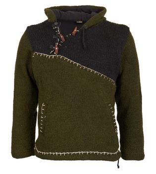 Fancy sweater in the Middle Ages Stlye Hippie sweater – Bild 1