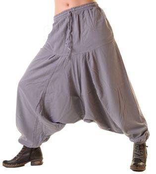 Unisex Sarouel Pants Medieval – Bild 4