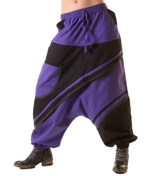Unisex Psy Baggy Pants Hippie Goa Cotton Pants – Bild 4