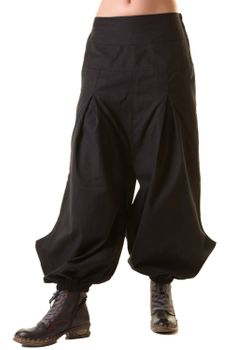 Unisex Parachute Pants Medieval Summer – Bild 3