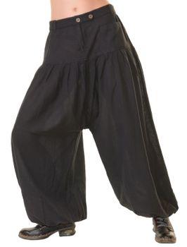 Unisex Parachute Pants Medieval Summer – Bild 7