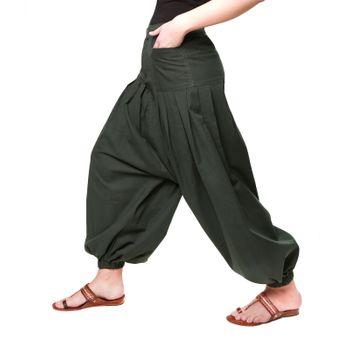 Unisex Parachute Pants Medieval Summer – Bild 16