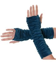 Armwarmers / Handwarmers made from Velvet 001