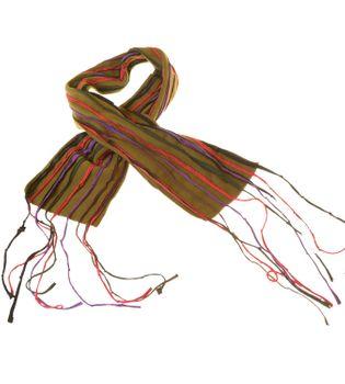 Patch Fleece Schal Goa Hippie Psy – Bild 3