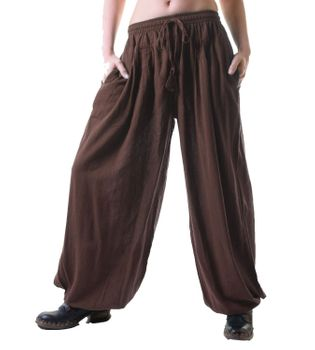 Unisex Medieval Parachute Pants in Great Colors – Bild 1