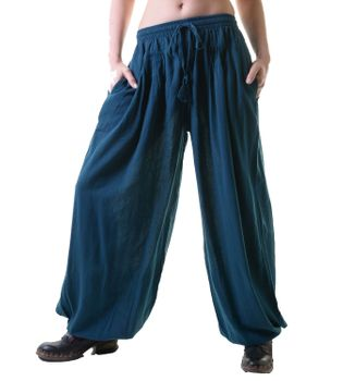 Unisex Medieval Parachute Pants in Great Colors – Bild 3