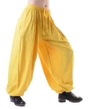 Unisex Medieval Parachute Pants in Great Colors – Bild 4