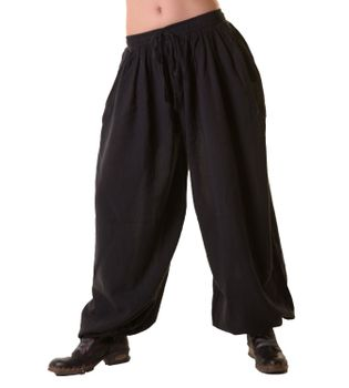 Unisex Medieval Parachute Pants in Great Colors – Bild 8