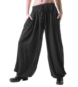 Unisex Medieval Parachute Pants in Great Colors – Bild 7