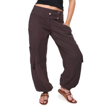 Psy Pants Hippie Goa Cotton Dance and Casual Pants – Bild 1