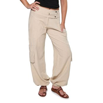 Psy Pants Hippie Goa Cotton Dance and Casual Pants – Bild 3