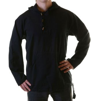 Medieval Shirt - Fisher Style Pull Over Shirt – Bild 1