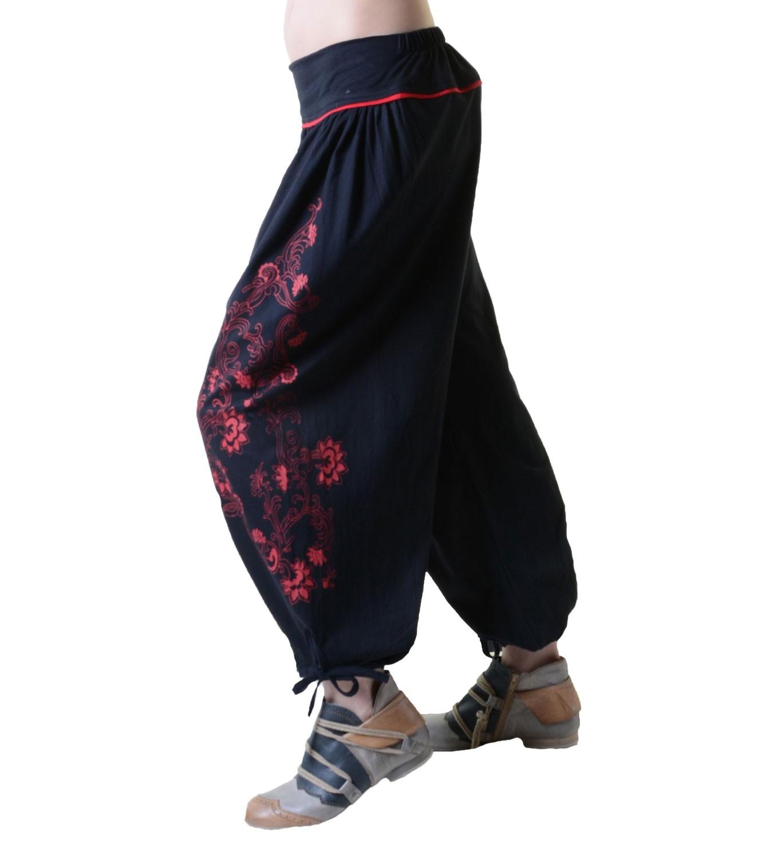 Ibiza Wellness Pants Harem Pants Yoga Pants