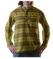 FISHERMAN KURTHA - Fisher Style Pull Over Shirt