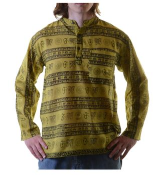 FISHERMAN KURTHA - Fisher Style Pull Over Shirt – Bild 1