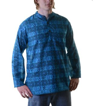 FISHERMAN KURTHA - Fisher Style Pull Over Shirt – Bild 3