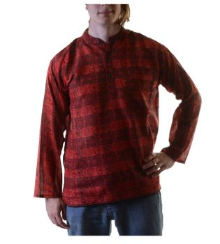 FISHERMAN KURTHA - Fisher Style Pull Over Shirt – Bild 4
