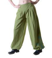 Psy Goa Hippie Baumwoll Yoga Sommerhose und Freizeithose Unisex 001