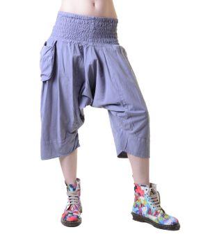3/4 Sarouel Pants Harem Pants Short – Bild 4