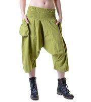 3/4 Sarouel Pants Harem Pants Short 001