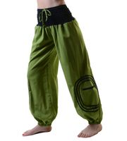 Yoga Wellness Pants Cotton Hippie Goa  001