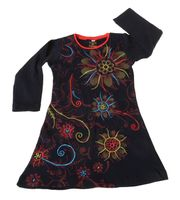 Kinder Hippie Kleid Tunika für Kids