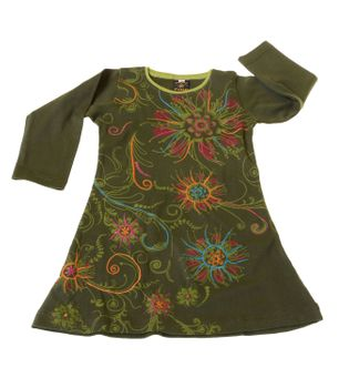 Kids Hippie Dress Tunic for Girls – Bild 3