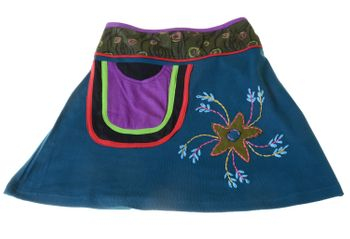Goa Skirt with Great Embroideries