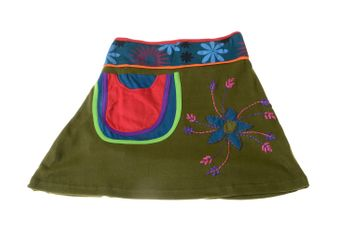 Goa Skirt with Great Embroideries – Bild 3