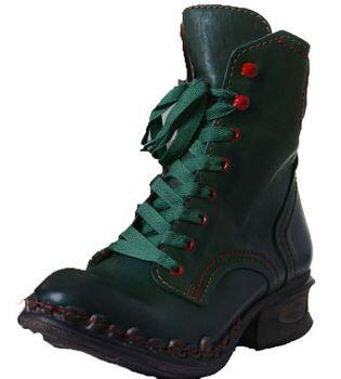 Grüne Rovers Stiefel 42003 Bandolero kiwi Boots – Bild 1