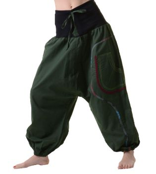 Comfortable Hippie Goa Pants with Pocket – Bild 3
