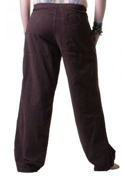 Solid Cotton Pants – Bild 2