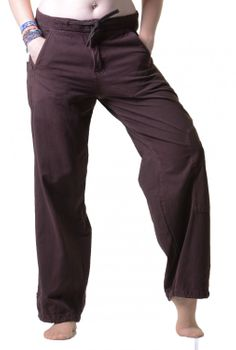 Solid Cotton Pants – Bild 1