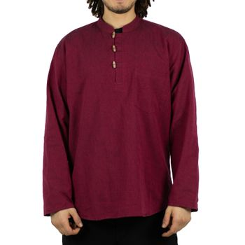 Mens Fisherman Shirt Baja Nepal – Bild 10