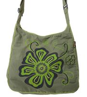 Alternative Ethno Hippie Purse Shoulder Bag with Beautiful Embroideries